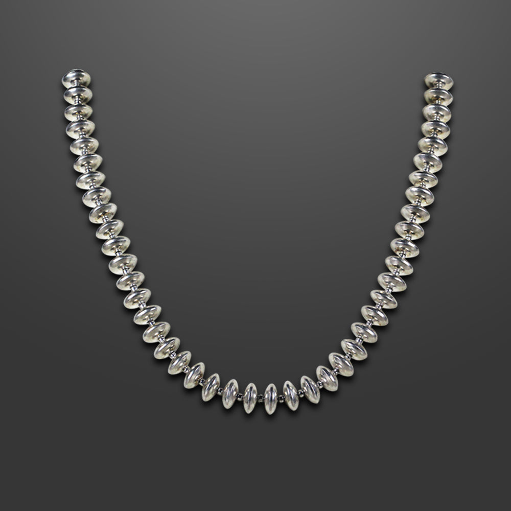 SILVER NECKLACE - SSN 27