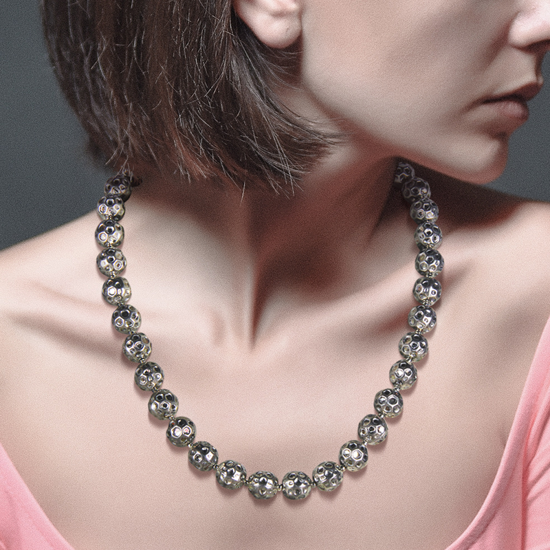 SILVER NECKLACE - SSN23