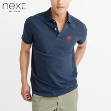 B Quality NEXT P.Q Polo Shirt For Men-Navy-BE4432