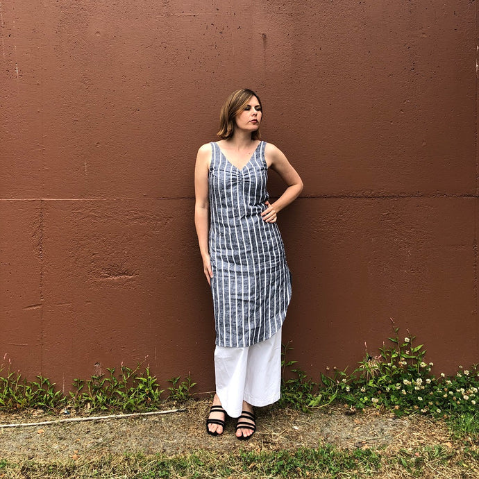ballet top + dress DELPY | SEW ALONG Day 5
