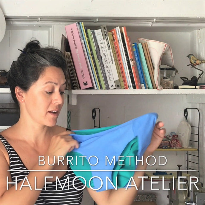 "basic bikini WELL'S BAY | burrito method with ""elast-ish"""