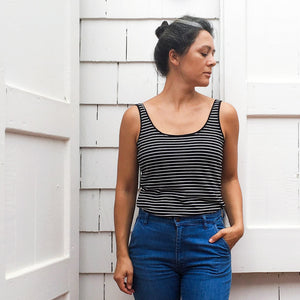super basic TANK TOP | tester round-up
