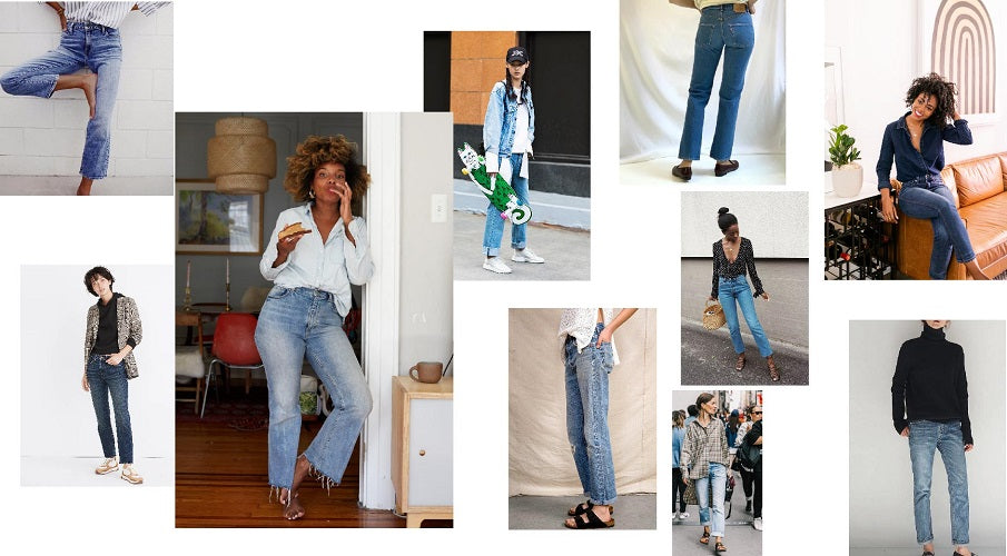 101 JEANS styling