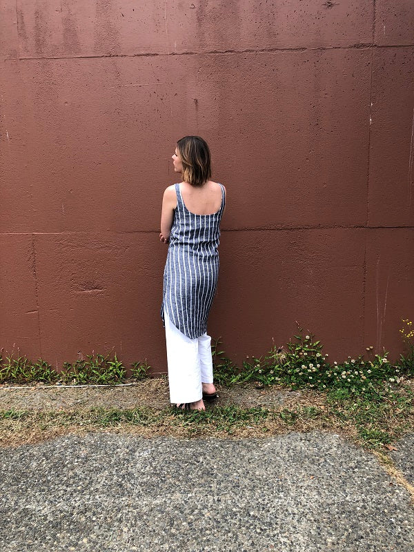 ballet top + dress DELPY Sew Along