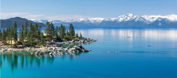 Makers in the Mountains at Lake Tahoe, CA | May 8 - 11, 2019 | Maker Mountain Fabrics