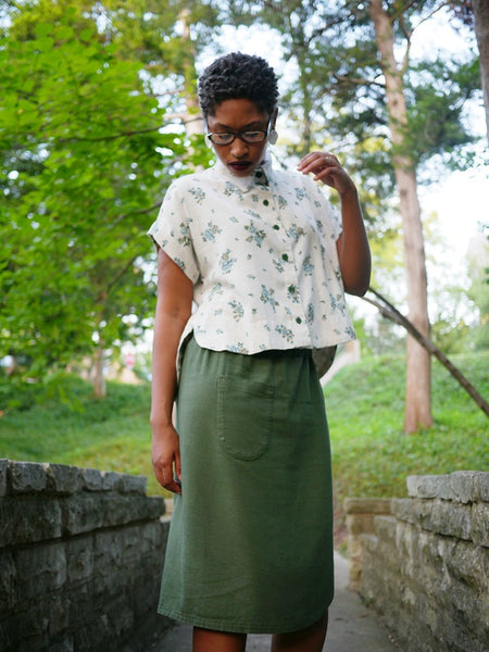 ROMA Sew Along | Alexis of @therealalexisbailey | halfmoon ATELIER