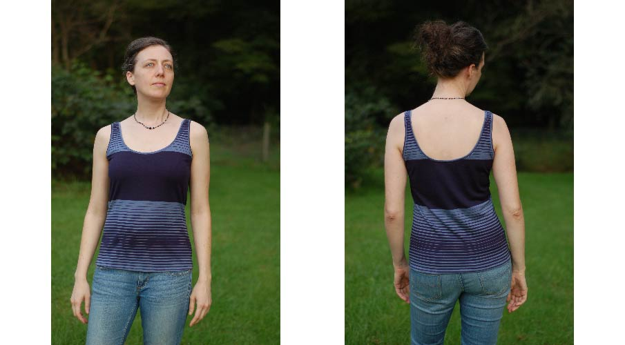 Katie | super basic TANK TOP | tester round-up