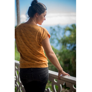 LA BREA tee | PDF sewing pattern