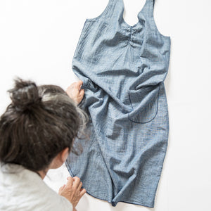 ballet dress DELPY | organic cotton | sustainable sewing