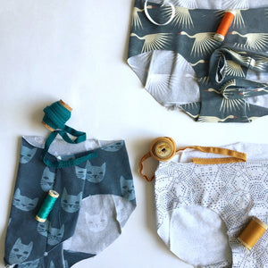 super basic UNDERPANTS | PDF sewing pattern