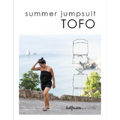jumpsuit TOFO | PDF sewing pattern | halfmoon ATELIER