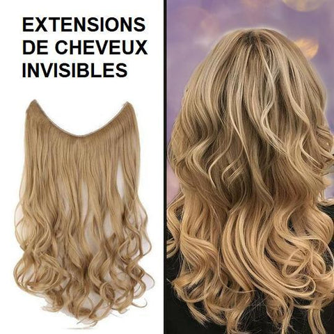 extensions cheveux rajout cheveu perruque extension cheveux longs blonds bruns faux cheveux