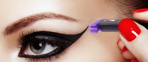 eyeliner pas cher makeup application