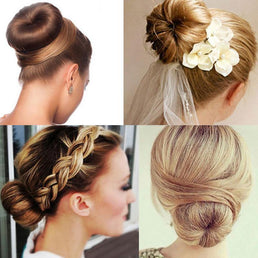 comment faire un chignon