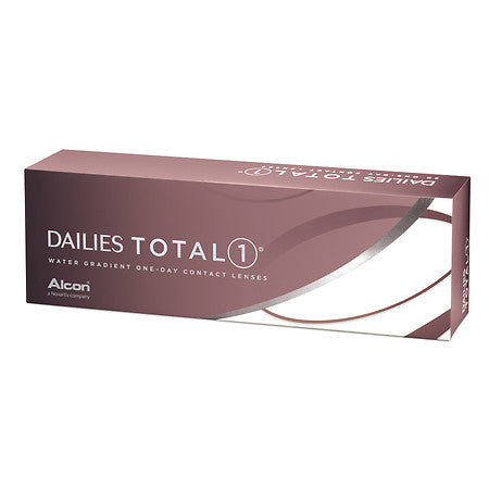 DAILIES Total 1 (30 Lenses Per Box)
