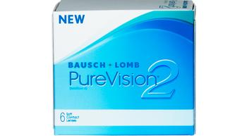 PureVision 2 (6 Lenses Per Box)