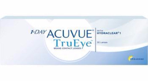 1 Day Acuvue TruEye Daily Disposable (30 Lenses Per Box)