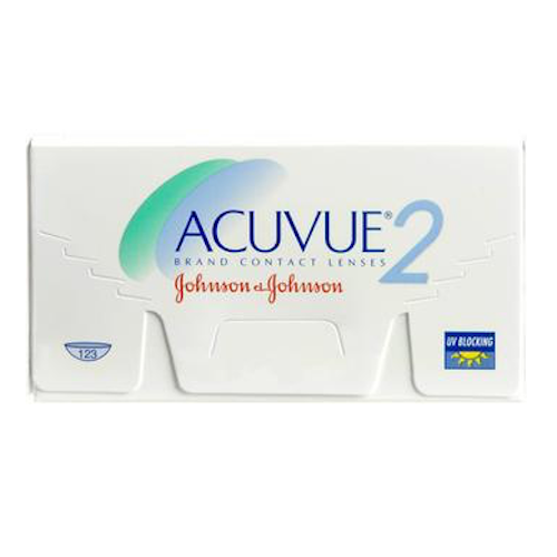 Acuvue 2 (6 Lenses Per Box)