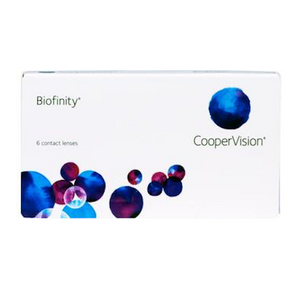 Biofinity (6 Lenses Per Box)