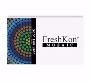 FreshKon Mosaic Colors (2 Lenses Per Box)