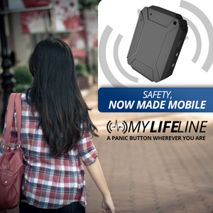 The device for safety and security - the stand-alone panic from MyLifeline