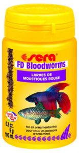 Sera FD Bloodworms 9g