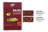 Ocean Free Pro Monster Fish Carnivore Sticks Large 250g