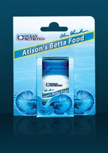 Atisons's Betta Food 15G
