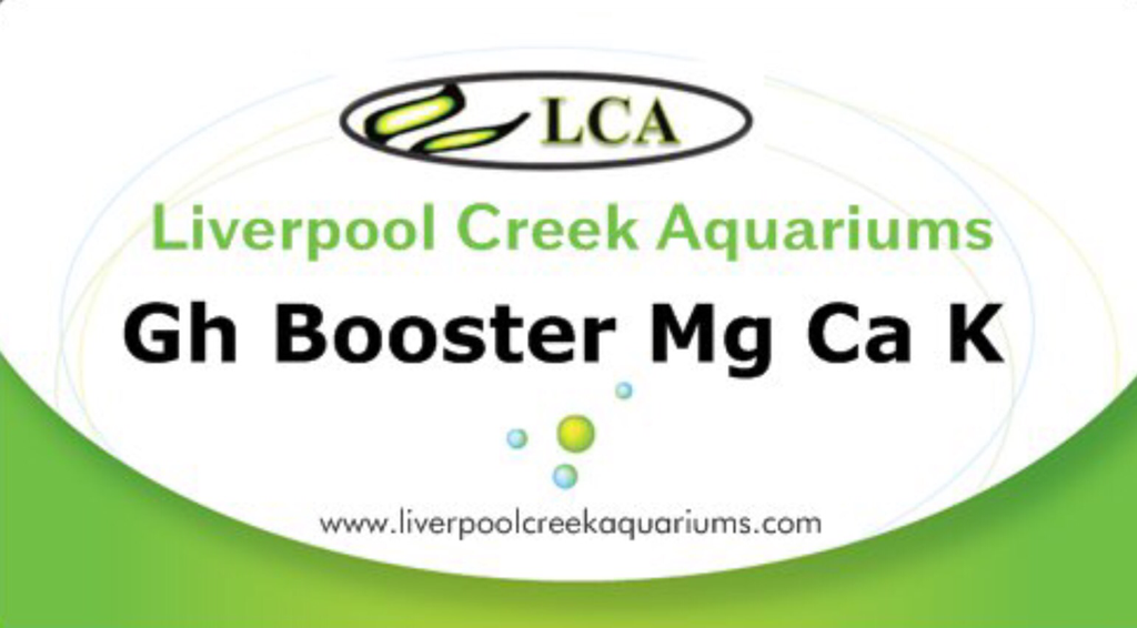 LCA GH Booster