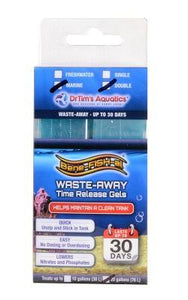 Dr Tim's Waste Away Reef Gels Medium twin pack (monthly treats 568L)