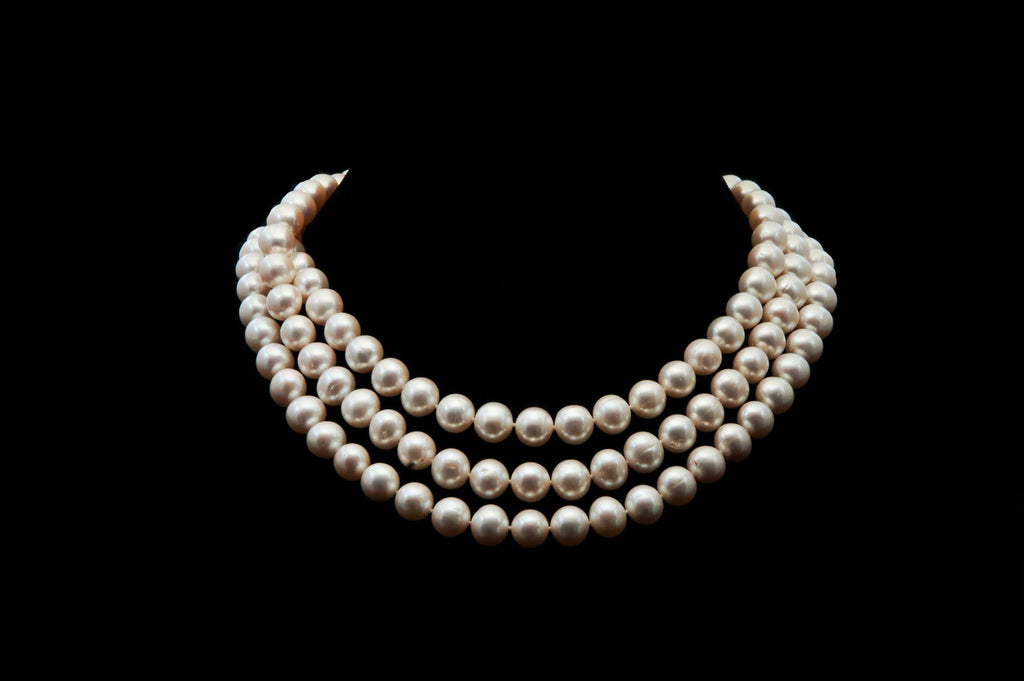 Pearl Hand-Made Necklace