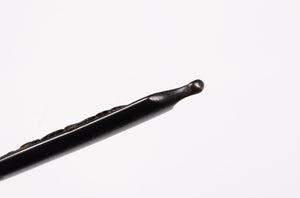 Gilded Kogai Decorated with Dragon