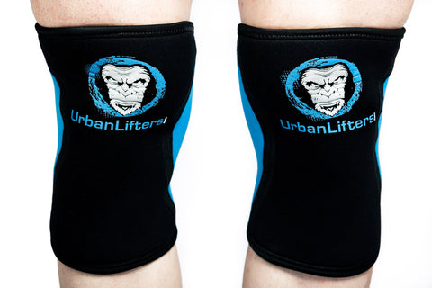 Urban Lifters Knee Sleeves (Pair) 5mm