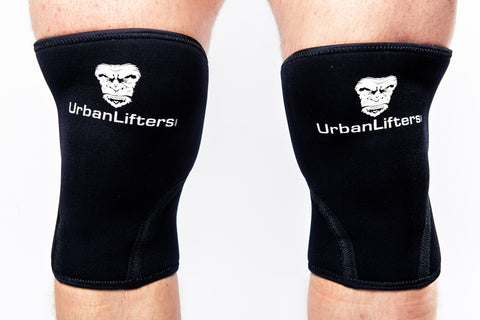 Ginocchiere Urban Lifters (Coppia) Crossfit 7mm Knee Sleeves
