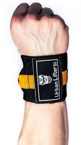 Wrist Straps - Power Lifting Range