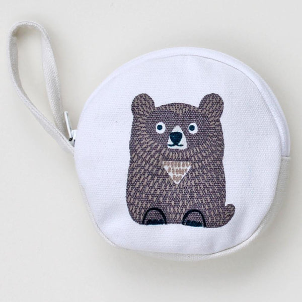 Bearwith Coin Purse - Pack of 4 - Sukie Wholesale