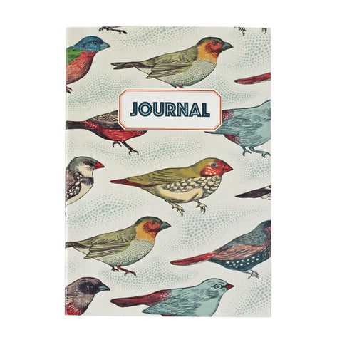 Birds Journal N019 - Pack of 4 - Sukie Wholesale