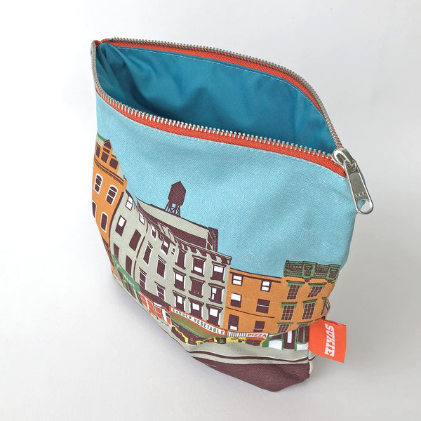 Pouch - Downtown NYC Pack of 4 - Sukie Wholesale