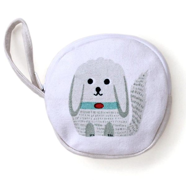 Dog Coin Purse - Pack of 4 - Sukie Wholesale