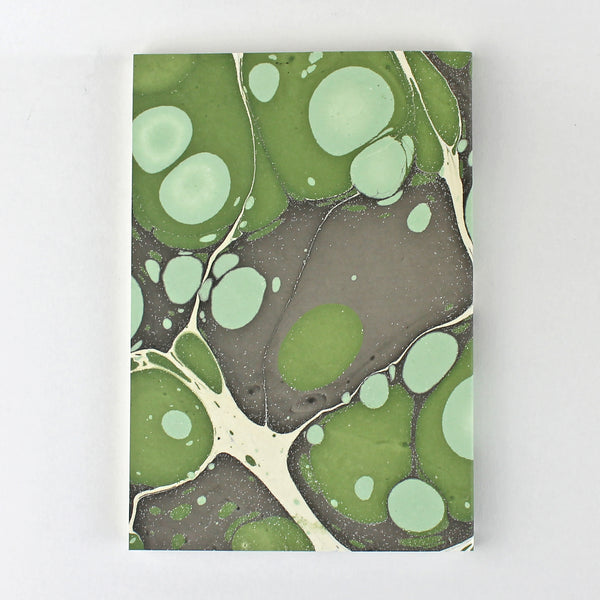 Marbled Notebook - Green Pack of 4 - Sukie Wholesale