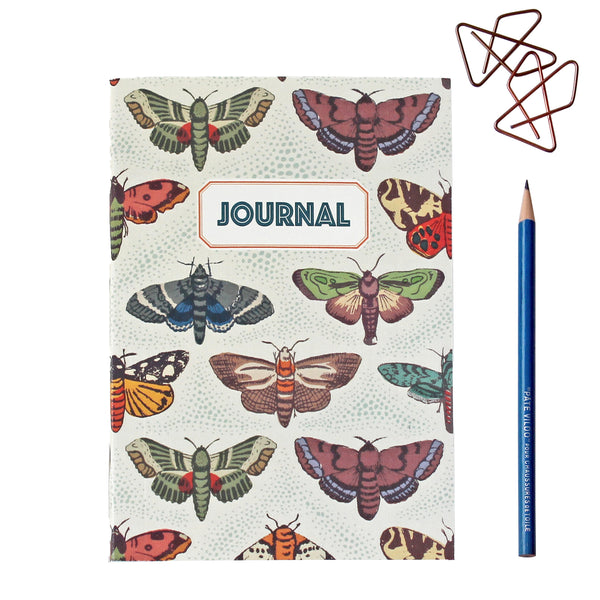 Moth Journal N021 - Pack of 4 - Sukie Wholesale