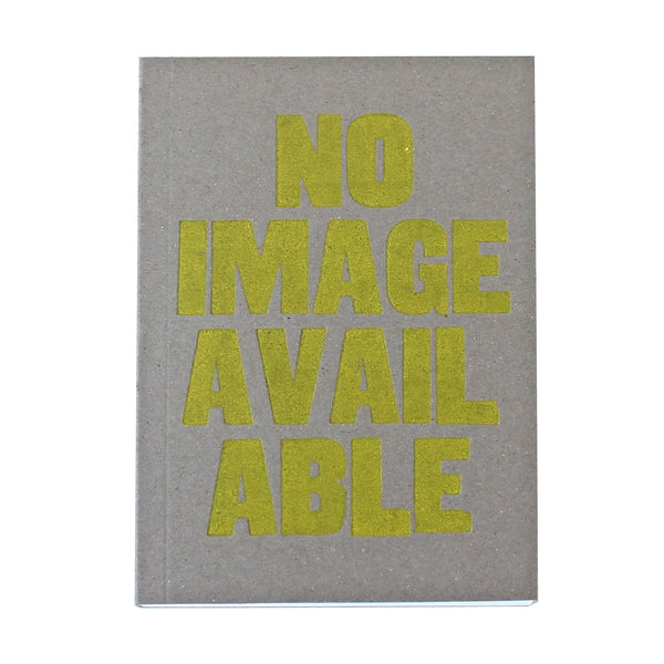 LETTERPRESS NO IMAGE AVAILABLE V048 Notebook - Pack of 4 - Sukie Wholesale