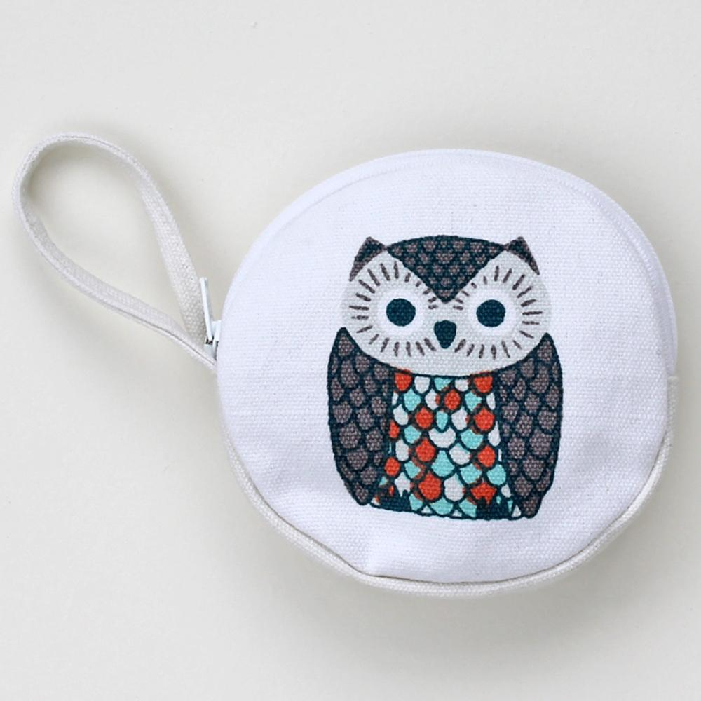 Owlberta Coin Purse - pack of 4 - Sukie Wholesale