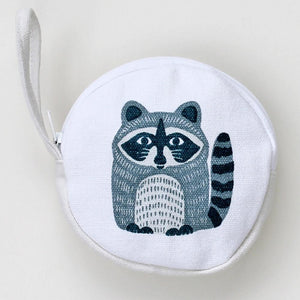 Racoon Coin Purse - Pack of 4 - Sukie Wholesale