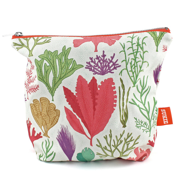Seaweed Print Pouch - Pack of 4 - Sukie Wholesale