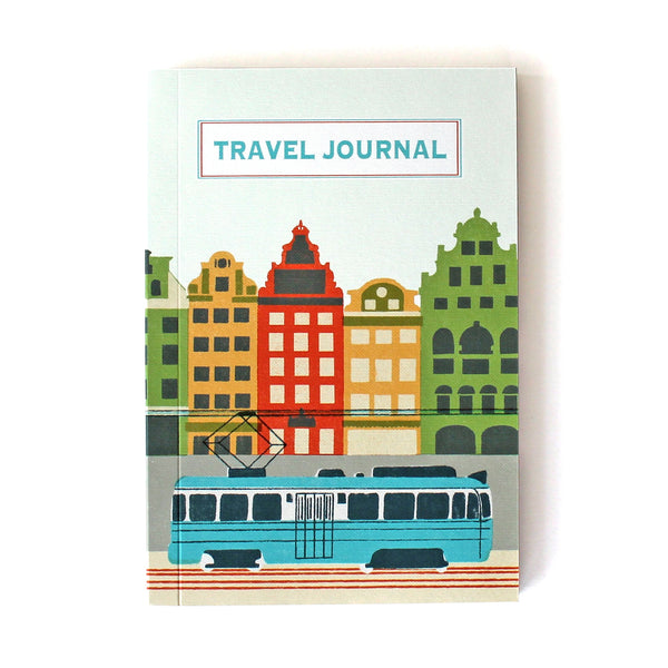 Travel Journal 'Scandi' - Pack of 4 - Sukie Wholesale