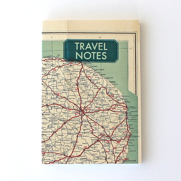 Travel Notes Book - Sukie Wholesale