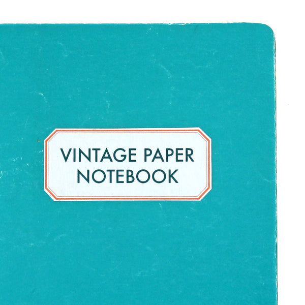 Vintage Paper Notebook - Assorted pack of 4 - Sukie Wholesale