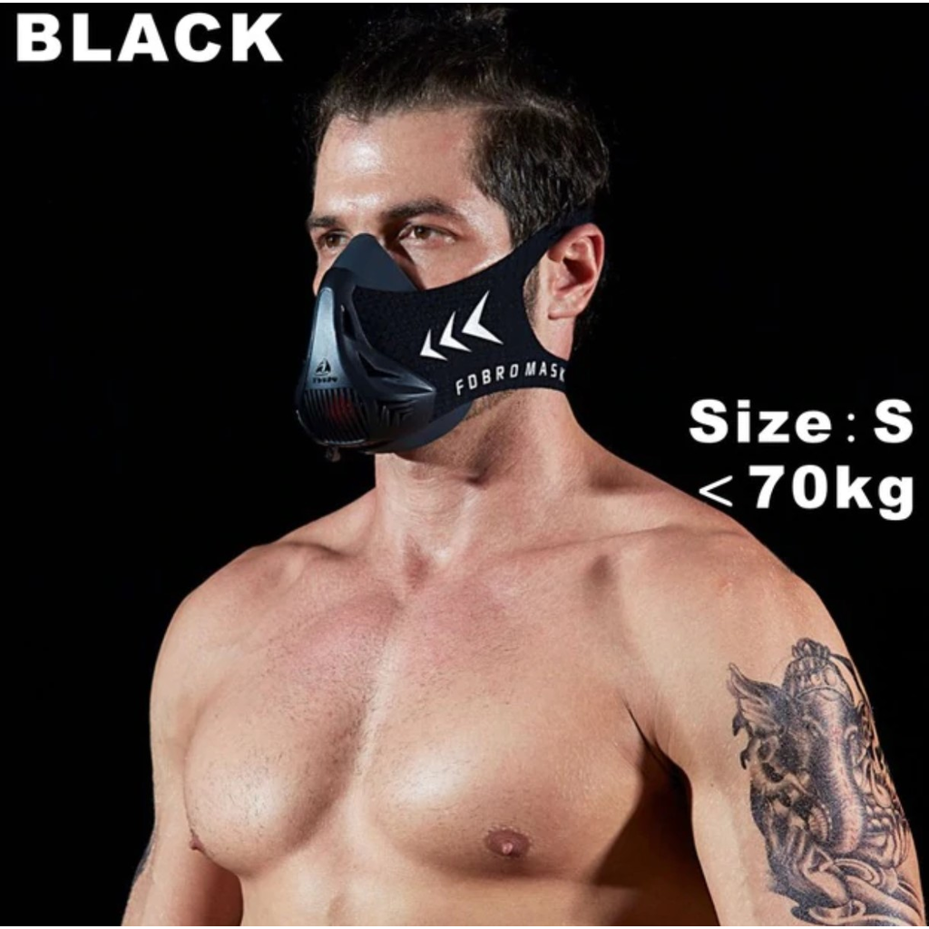Altitude Training Fitness Mask