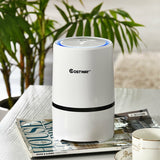 3-in-1 Composite 2 pcs Mini HEPA Air Purifier